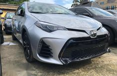Selling 2017 Toyota Corolla automatic at price ₦8,800,000