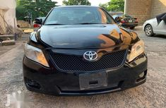 Sell cheap black 2009 Toyota Camry automatic at mileage 84,663