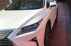 Sell well kept 2018 Lexus RX at mileage 70,000 in Lagos