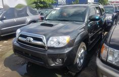 Toyota 4-Runner Limited 2008 Gray for sale