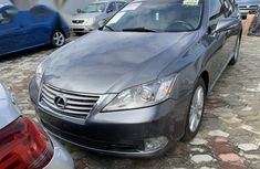 Lexus ES 2012 350 Gray for sale