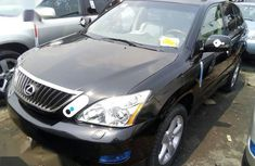 Lexus RX 350 AWD 2009 Gray for sale