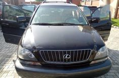 Used 2000 Lexus RX automatic car at attractive price