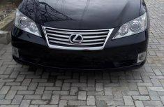 Lexus ES350 2012 Black for sale