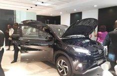 New Toyota Rush 2019 Black