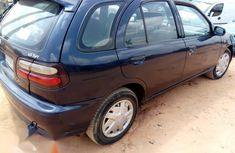 Blue 1999 Nissan Almera manual for sale in Lagos