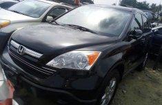 Honda CR-V 2008 Black for sale