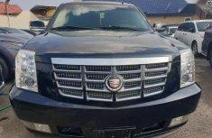 Cadillac Escarlade 2010 Black for sake