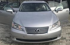 Lexus ES 2011 350 Silver for sale