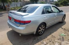 Honda Accord 2003 2.4 Automatic Silver for sale