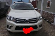 New Toyota Hilux 2017 White for sale