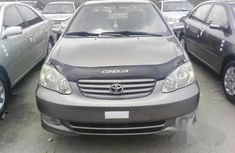 Toyota Corolla 2007 Gray for sale
