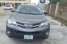 Toyota RAV4 2013 LE FWD (2.5L 4cyl 6A) Gray for sale