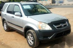 Sell well kept grey  2004 Honda CR-V automatic at mileage 89,601