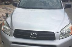 Toyota RAV4 200 4X4 Automatic 2008 Silver for sale