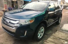 Ford Edge 2012 Green for sale