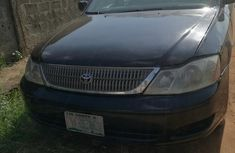 Black 2001 Toyota Avalon sedan automatic for sale at price ₦640,000