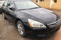 Sparkling used 2007 Honda Accord at mileage 88,000 in Lagos at cheap price
