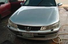 Best priced grey 2000 Peugeot 406 manual in Abuja