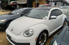 Volkswagen Beetle 2012 White for sale