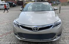 Clean grey 2015 Toyota Avalon car for sale at attractive price