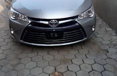 Best priced grey 2017 Toyota Camry at mileage 348