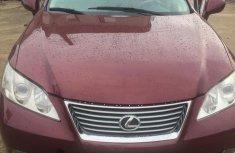 Sell well kept red 2007 Lexus ES sedan at price ₦3,500,000