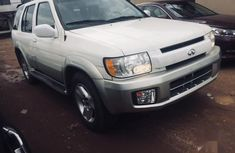 Sell well kept 2003 Infiniti QX suv  automatic at price ₦1,450,000