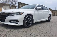 Sell authentic used 2018 Honda Accord in Lagos
