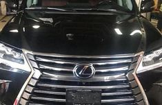 Extremely clean 2018 Lexus LX for sale at price ₦53,000,000 in Ikeja