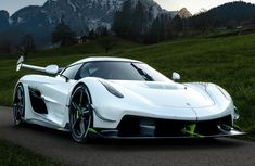 Get a Koenigsegg Jesko if you can afford one year waiting and ₦1.6 billion!