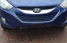 Sell cheap blue 2011 Hyundai ix35 automatic at mileage 11,000