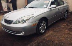Lexus GS 2005 Silver for sale