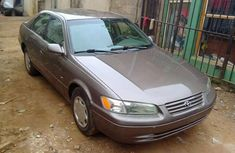 Used 1999 Toyota Camry car at attractive price in Lagos
