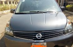 Nissan Quest 2008 3.5 SL Gray for sale