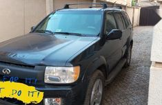 Infiniti QX 2002 Black for sale