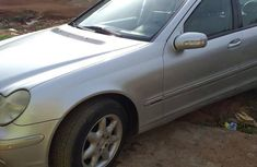Mercedes-Benz C320 2006 Silver for sale