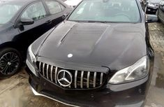 Sell well kept 2010 Mercedes-Benz E63 at mileage 1,395 in Lagos