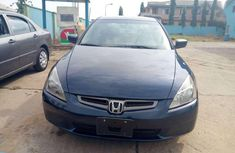 Well maintained blue 2005 Honda Accord sedan automatic for sale
