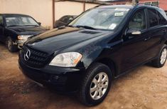 Neatly used 2007 Mercedes-Benz ML for sale in Lagos