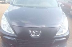 Sell very cheap clean black 2008 Peugeot 307 in Ilorin