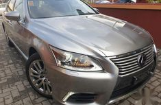 Used 2015 Lexus LS automatic for sale at price ₦17,000,000 in Ikeja