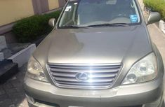 Sell used 2008 Lexus GX at price ₦2,500,000