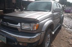 Toyota 4-Runner 2001 Gray for sale