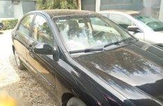 Used black 2008 Kia Cerato automatic for sale in Lagos