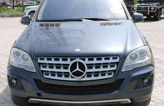 Need to sell high quality grey 2011 Mercedes-Benz ML automatic at mileage 203,014