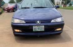 Peugeot 406 1999 1.8 Blue for sale