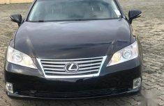 Lexus ES 2010 350 Black