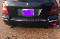 Sell well kept black 2010 Mercedes-Benz CLK suv  automatic