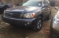 Used 2007 Toyota Highlander for sale at price ₦1,470,000 in Calabar